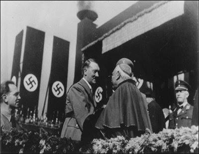Igreja Católica facilita fuga de criminosos de guerra nazistas