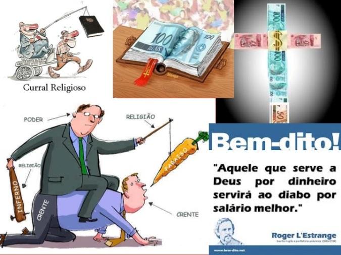 A RELIGIÃO, segundo Zeitgeist