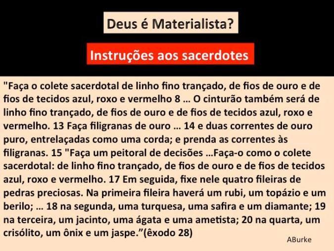 Deus é Materialista?