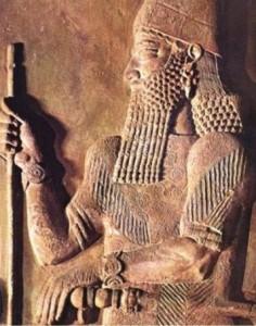Assírio antigo