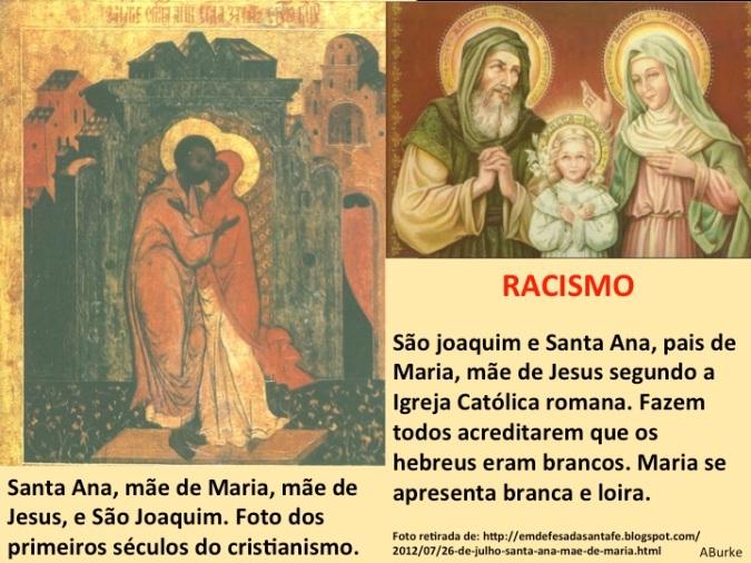 Racismo: Pais da Virgem Maria
